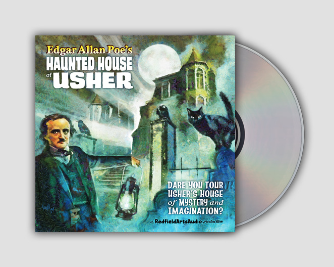 POE'S HAUNTED HOUSE OF USHER
