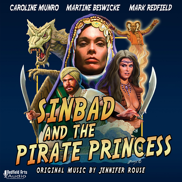 Sinbad and The Pirate Princess