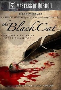 Cover Art for THE BLACK CAT