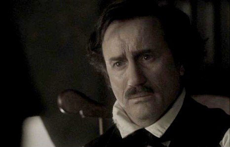 Jeffrey Combs as Poe in THE BLACK CAT