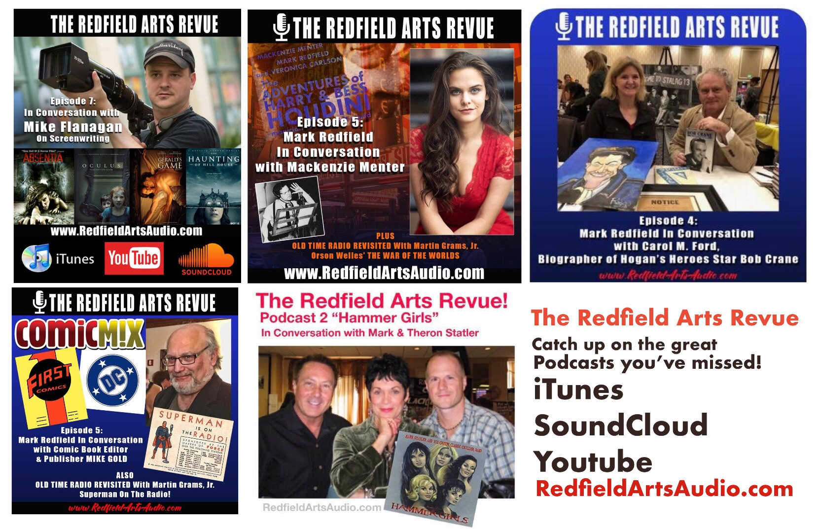 The Redfield Arts Revue